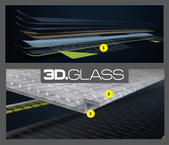 VOLK 3D. GLASS